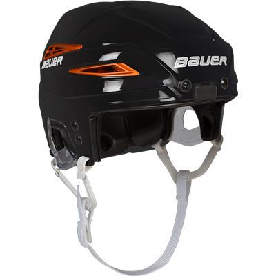Black/Orange (Bauer IMS 11.0 Helmet)