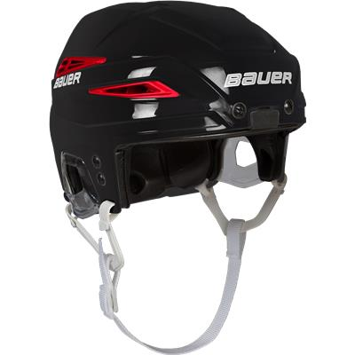 Black/Red (Bauer IMS 11.0 Hockey Helmet)