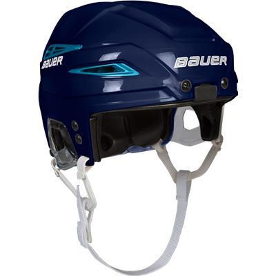 Navy/Powder Blue (Bauer IMS 11.0 Helmet)