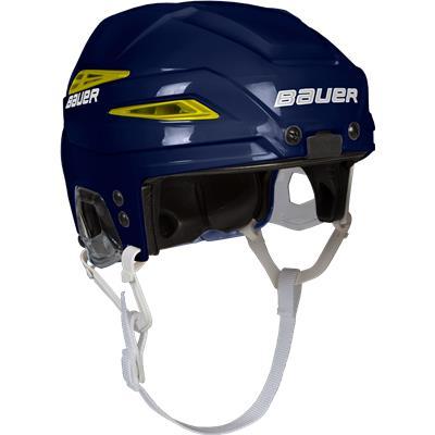 Navy/Yellow (Bauer IMS 11.0 Helmet)
