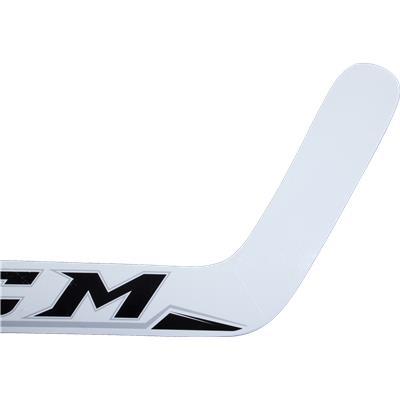 Forehand View (CCM 860 Foam Core Goalie Stick)