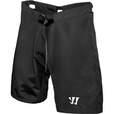 Black (Warrior Dynasty Hockey Pant Shell)