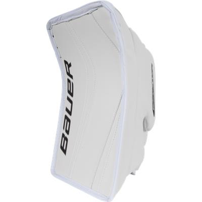 White (Bauer Reactor 7000 Goalie Blocker)