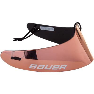 Side View (Bauer N18 Lexan Goalie Throat Protector)