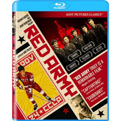 Blu-Ray (Red Army Blu-Ray)