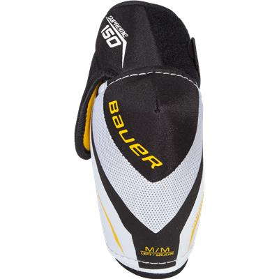 Front View (Bauer Supreme 150 Elbow Pads)