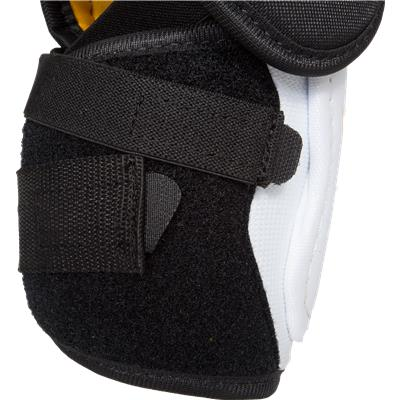 Strap View (Bauer Supreme 150 Elbow Pads)