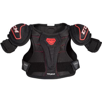 Front View (CCM RBZ Hockey Shoulder Pads)