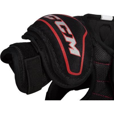 Shoulder View (CCM RBZ Hockey Shoulder Pads)