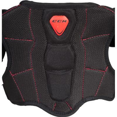 Spine Protection (CCM RBZ Hockey Shoulder Pads)