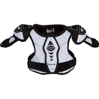 Front View (CCM Ultra Tacks Hockey Shoulder Pads - Youth)