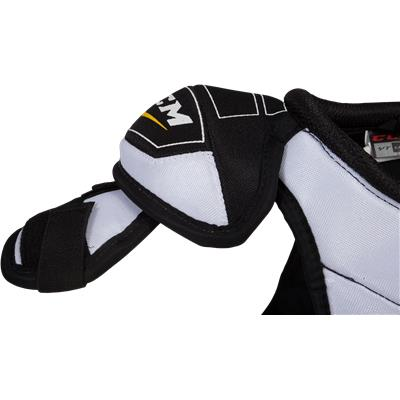 Arm Protection (CCM Ultra Tacks Hockey Shoulder Pads - Youth)