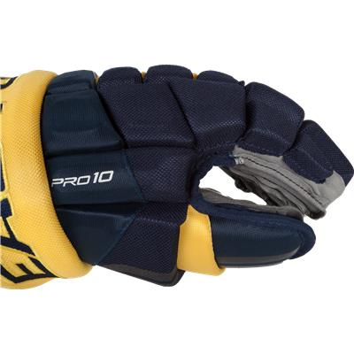 Side View (Easton Pro 10 Hockey Gloves)