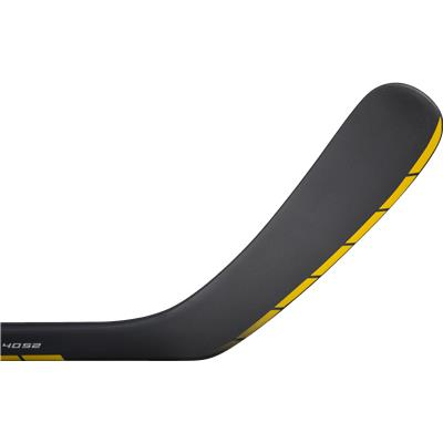 Forehand View (CCM Tacks 4052 Grip Composite Hockey Stick)
