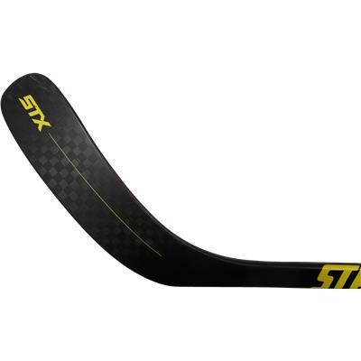 Backhand View (STX Stallion 300 Composite Hockey Stick)