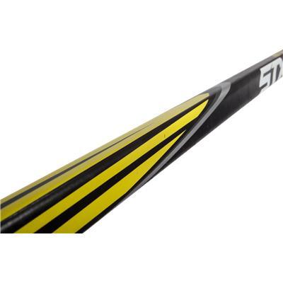 Mid Shaft (STX Stallion 100 Composite Hockey Stick - Intermediate)