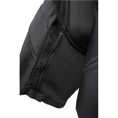 Zipper View (Easton Stealth CX Player Pants)