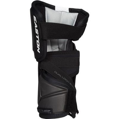 Full Strap View (Easton Stealth CX Elbow Pads)