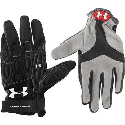 Black (Under Armour Illusion Gloves)