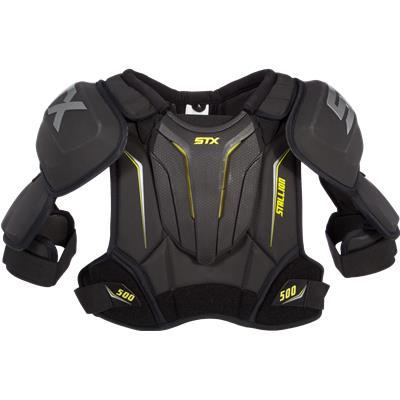 Front View (STX Stallion 500 Shoulder Pads)