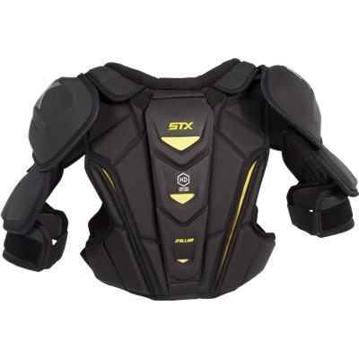 Back View (STX Stallion 500 Shoulder Pads)