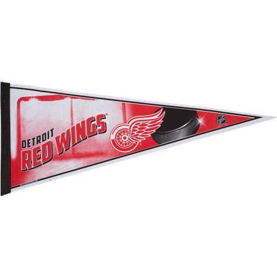 Detroit Red Wings (NHL Team Pennant)