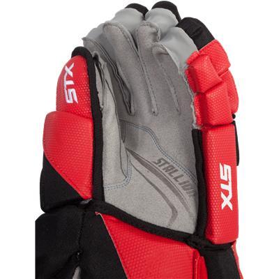 Front Palm View (STX Stallion 500 Hockey Gloves)