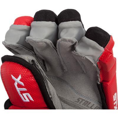 Finger Gussets (STX Stallion 500 Hockey Gloves)