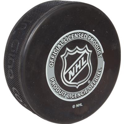 Back View (Sher-Wood 2015 Stanley Cup Final Logo Puck)