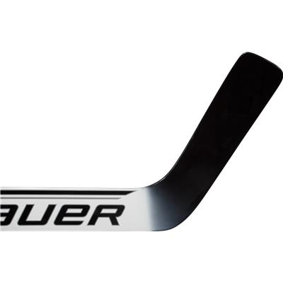 Forehand Of Blade (Bauer Prodigy 2.0 Composite Goalie Stick)