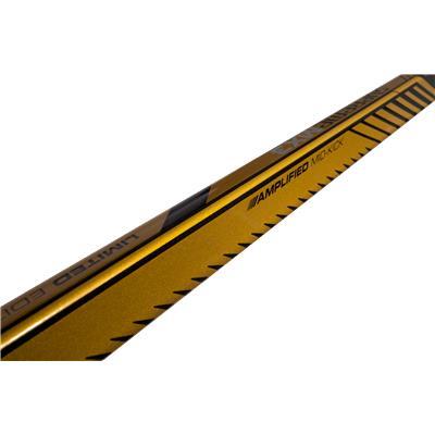 (Bauer Supreme TotalOne MX3 LE Composite Stick)