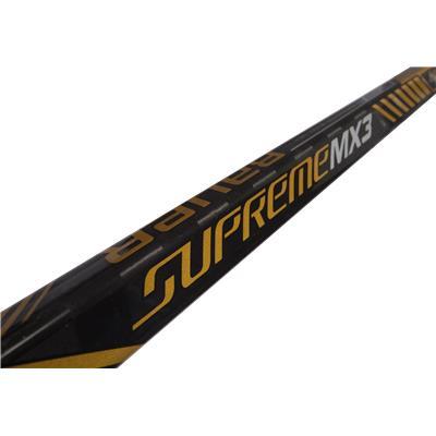 (Bauer Supreme TotalOne MX3 LE Grip Composite Stick)