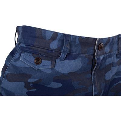 (hipczech Camouflage Twill Shorts)