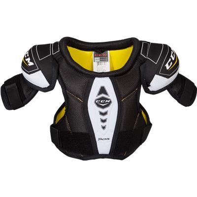 Front View (CCM Tacks Hockey Shoulder Pads)