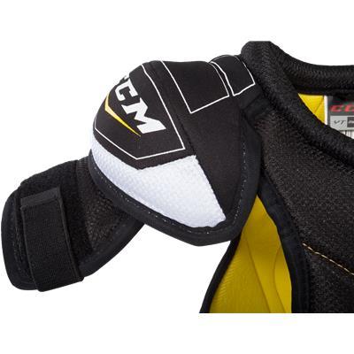 Bicep Protection (CCM Tacks Hockey Shoulder Pads)