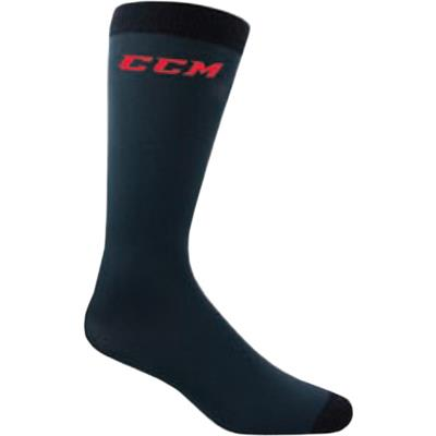 Carbon (CoolMax Active Liner Knee Length Performance Socks - Youth)