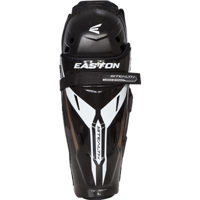 Front View (Easton Stealth C7.0 Shin Guards)