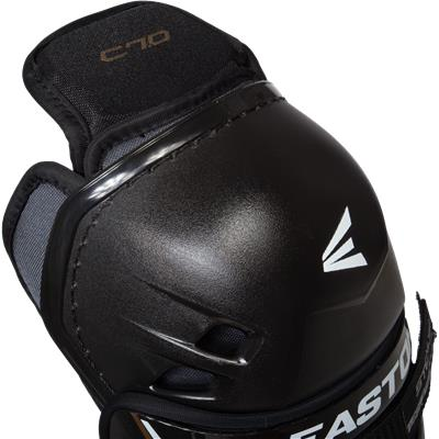Knee Cap View (Easton Stealth C7.0 Shin Guards)