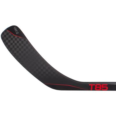 Backhand View (Sher-Wood T85 Gen II Composite Hockey Stick)