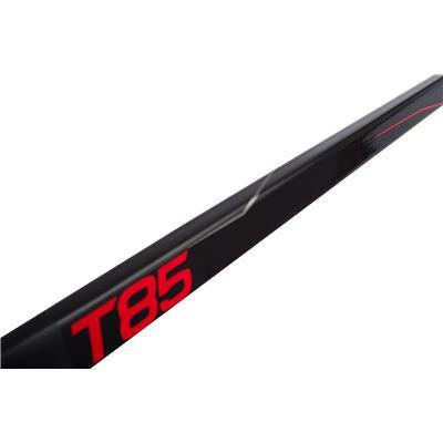 Lower Shaft (Sher-Wood T85 Gen II Composite Hockey Stick - Intermediate)