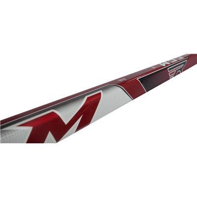(CCM RBZ SpeedBurner Grip Composite Hockey Stick - Intermediate)