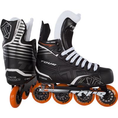 Senior (Tour Fish Bonelite 325 Inline Hockey Skates - Senior)