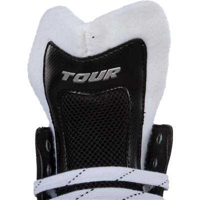 Front Of Tongue (Tour Fish Bonelite 325 Inline Hockey Skates - Senior)