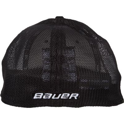 Back View (Bauer Heritage 39Thirty Fitted Hat - Adult)