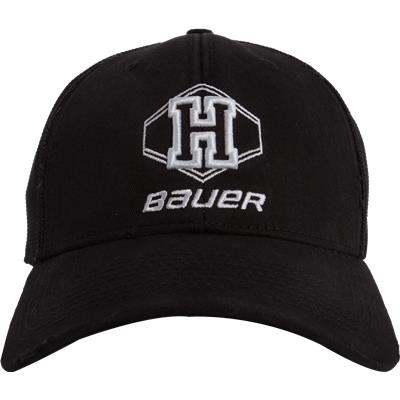 Front View (Bauer Heritage 39Thirty Fitted Hat - Adult)