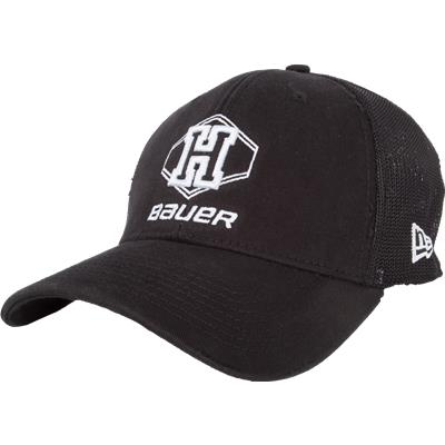 Black (Bauer Heritage 39Thirty Fitted Hat)