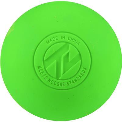 (Total Lacrosse NOCSAE Neon Lacrosse Ball)