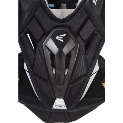 Sternum View (Easton Stealth C9.0 Hockey Shoulder Pads)