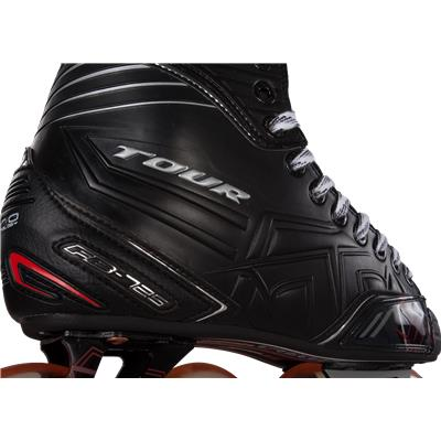 Side View (Tour Fish Bonelite 725 LE Inline Hockey Skates - Senior)