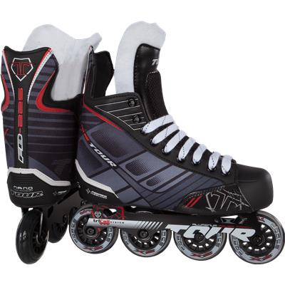 (Tour Fish Bonelite 225 Adjustable Inline Hockey Skates - Youth)